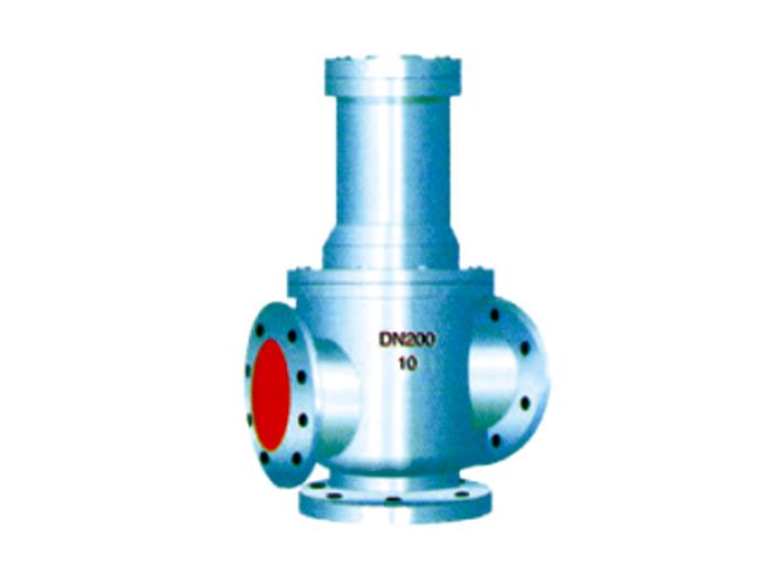 QPJ747X、QPJ647X系列液动、气动平衡角式三通排泥阀